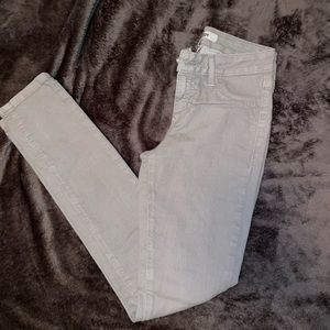 Refuge light grey skinny jeans